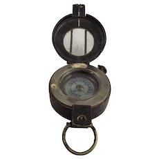 WW2 1938 British Military Marching Compass Make 3