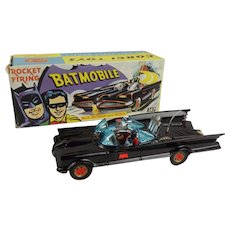 Corgi Toys 267 Batmobile