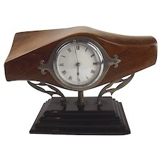 WW1 Propeller Hub Clock