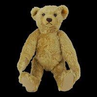 Steiff Large Growling Blonde Teddy Bear