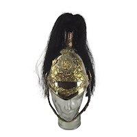 Victorian North Somerset Yeomanry Cavalry Dress Helmet