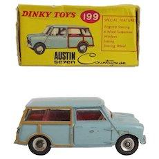 Dinky 199 Austin Seven Countryman - Boxed
