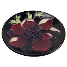 Moorcroft Anemone Pattern Pin Dish