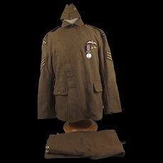 WW1 Royal Flying Corps Sergeants Uniform Set