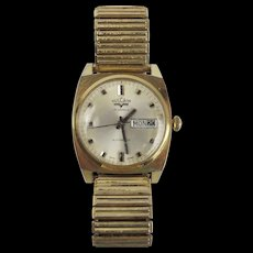 Vulcain Automatic Wristwatch c1970's