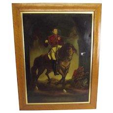 c1840 King George IV Chromolithograph