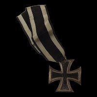 WW1 German Iron Cross 2nd Class