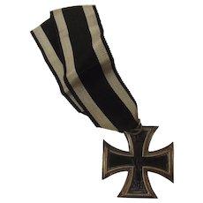 WW1 German Iron Cross 2nd Class