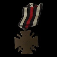 WW1 German Honour Cross With Swords 1914-1918 Medal