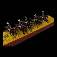 Britains Toy Soldiers The Life Guards Set No. 1 From The 1920's