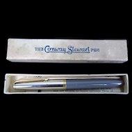 "Vintage Conway Stewart 67 ""Pressac"" Pen 14ct Gold Nib"