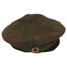 German WW1 Feldmutze Cap Of The 44th Field Artillery Regiment