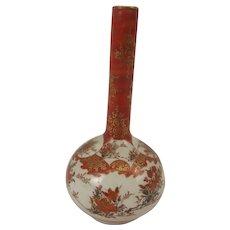 c1880 Japanese Kutani Vase