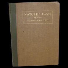 Nature's Laws And The Making Of Pictures By W.L. Wyllie A.R.A