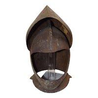 Circa 1580 Continental Probably German Burgonet Helmet
