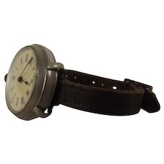 Early WW1 British Trench Watch