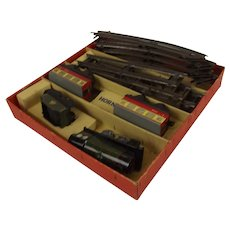 Hornby Clockwork Railway Set