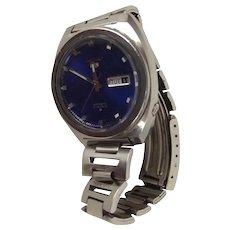 Gents Seiko 'S' 21 Jewel Automatic Watch