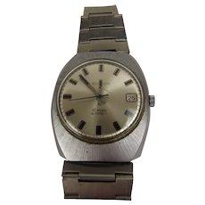 Gents 1970's 30 Jewel Sekonda Automatic Stainless Steel Watch
