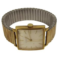 Gents Junghans 17 Jewels Gold Plated Watch
