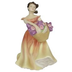 Royal Doulton Lesley HN 2410 Figurine