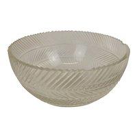 Mid 19th Century Cut Glass Bowl