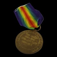 WW1 Victory Medal Private F.F. Davidson