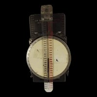 1940 RAF Aviation Navigation Course And Airspeed Calculator