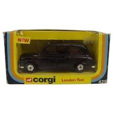 Corgi GB 425 London Taxi In Box