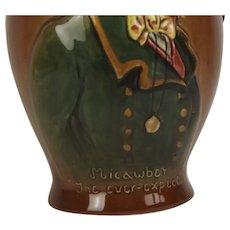 Royal Doulton Macawber Whiskey Jug