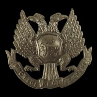 Black Watch 4th Volunteers Battalion (Perth) 1882-1908 Cap Badge