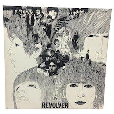 The Beatles Revolver Vinyl LP Mono 2nd Pressing Ex+