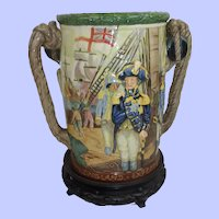 1935 Royal Doulton Nelson Loving Cup