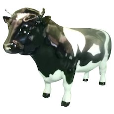 Beswick Fresian Bull Coddington Hilt Bar 1439A