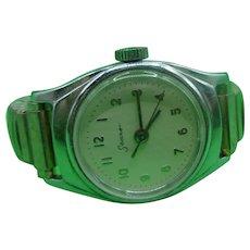Circa 1970 Sears Manual Wind Ladies Stainless Steel Wrist Watch