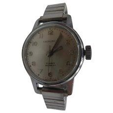 Circa 1970 Excalibur Manual Wind Ladies Watch
