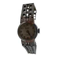1960's Limit Manual Wind Stainless Steel Ladies Watch