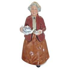 Royal Doulton HN 2255 Teatime Figurine