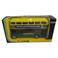 Boxed Corgi 469 London Routemaster Bus