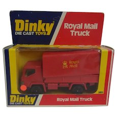 Boxed Dinky Toys 385 Royal Mail Truck