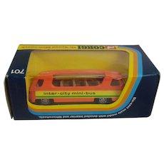Boxed Corgi Toys 701 Hi-Speed Mini-Coach