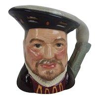 Royal Doulton Henry VIII Medium-Sized Character Jug
