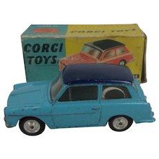 Boxed Corgi Toys 216 Austin A.40 Saloon