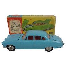 Boxed Corgi Toys 238 Jaguar Mark X Car