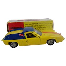Boxed Dinky Toys 218 Lotus Europa Racing Car