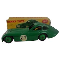 Boxed Dinky Toys 163 Bristol 450 Sports Coupe Car