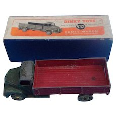 Boxed Dinky Toys 532 Leyland Comet Wagon Truck