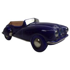 Paramount (Camden Motors 1953-56) Pottery Model Of An Open Topped Sports Car