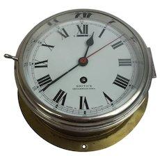 Smith's Ships Bulkhead Clock