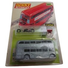 1974 Dinky 1017 Routemaster Bus Action Kit #1